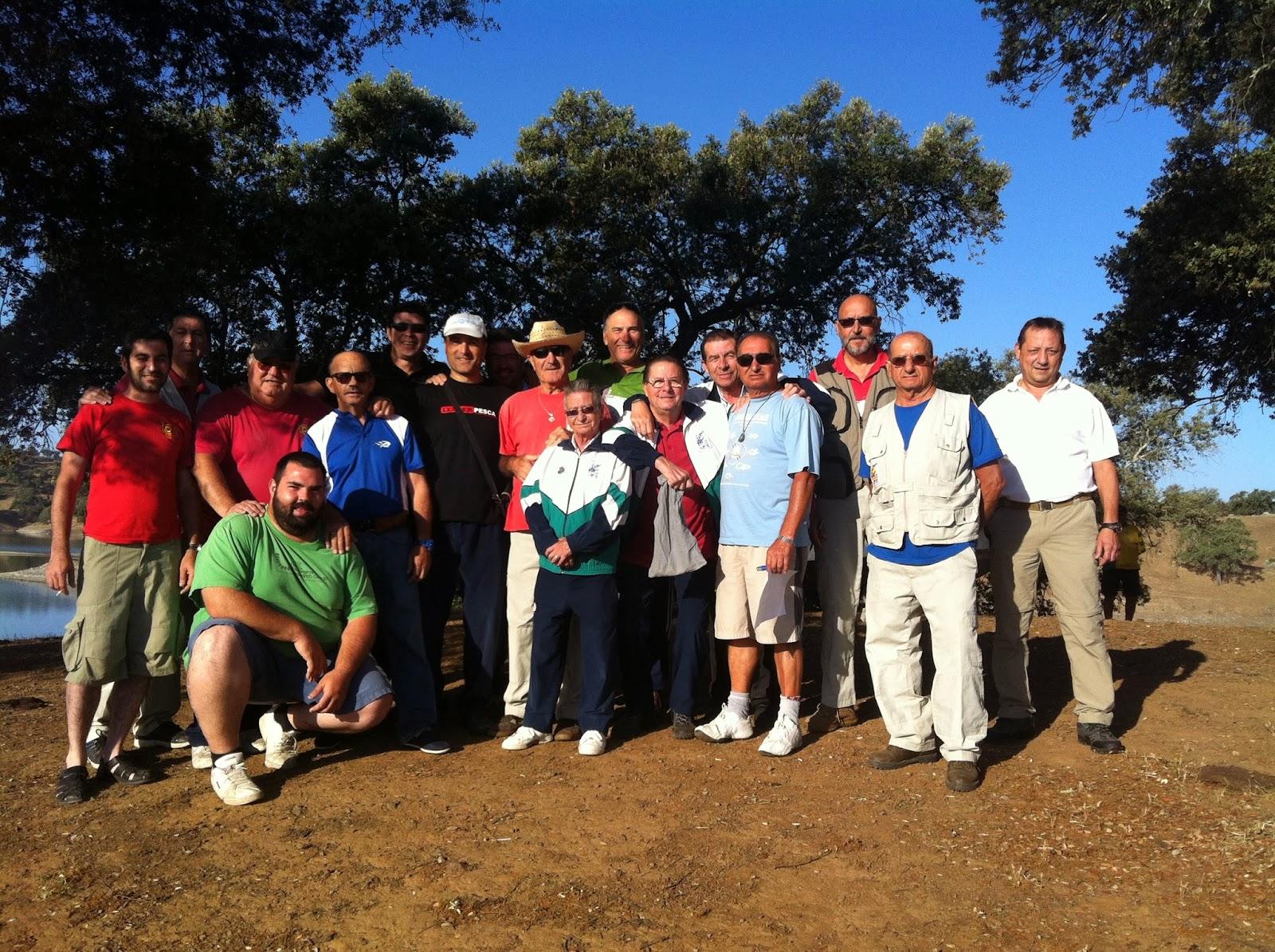 Club de Pesca -CLASIFICACION GENERAL AÑO 2011