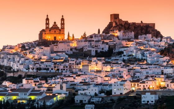 Cádiz, Pueblos Blancos