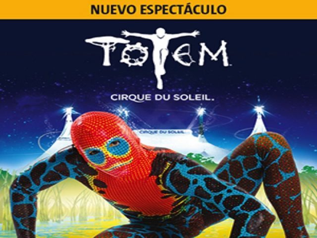 TOTEM – Circo del Sol 2018